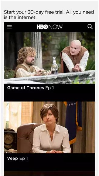 HBO app