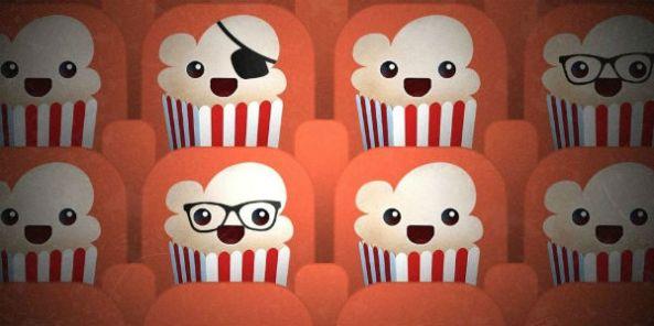 Popcorn Time app